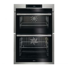 Aeg DCE731110M Aeg Dce731110m Built In Double Oven - Stainless Steel - A/A Rated
