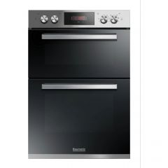 Baumatic BODM984X_SS Baumatic Bodm984x Built In Double Oven - Stainless Steel - A/A Rated