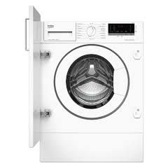 Beko WIR86540F1 Beko Wir86540f1 Integrated 8Kg Washing Machine With 1600 Rpm - White - A+++ Rated