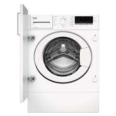 Beko WTIK72151 Integrated 7Kg Washing Machine With 1200 Rpm C Rated