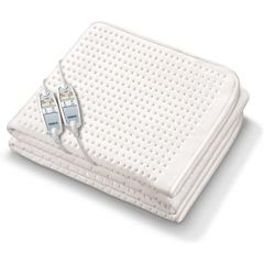 Beurer Ue3758 Lxk 375.63 Luxurious Fitted King Dual Heated Mattress Cover