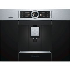Bosch CTL636ES6 Built In Coffee Centre In Stainless