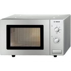 Bosch HMT72M450B 17L, 800W Microwave With 5 Power Levels