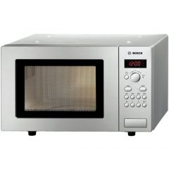 Bosch HMT75M451B 17L, 800W Microwave With 5 Power Levels