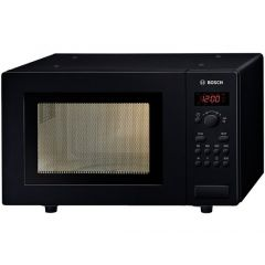 Bosch HMT75M461B 17L, 800W Microwave With 5 Power Levels