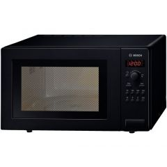 Bosch HMT84M461B 25L, 900W Microwave With 5 Power Levels