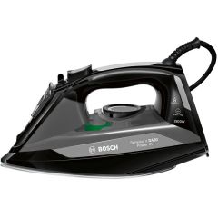 Bosch TDA3020GB 2800W Power-Iii Steam Iron In Black