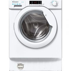 Candy CBW47D2E Integrated Washing Machine 7Kg 1400 Spin