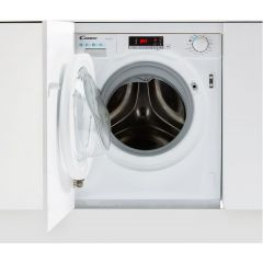 Candy CBW48D2E Candy Built In Washing Machine 8Kg Load 1400 Spin