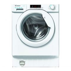 Candy CBW49D2E Integrated Washing Machine 9Kg 1400 Spin In White