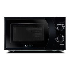 Candy 20 Litre Solo Mechanical Microwave- Black