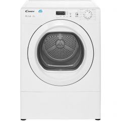Candy CSVV9LG Candy Grand`O Vita Csvv9lg 9Kg Vented Tumble Dryer - White - C Rated