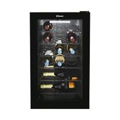 Candy CWC021MK Candy Divino Wine Cooler - Black - G Rated