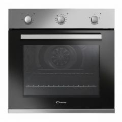 Candy FCP403X Candy Electic Single Oven In Stainless Steel With Minute Minder