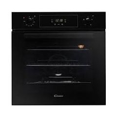 Candy FCP405N Candy Multifunction Single Oven In Black