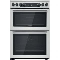 Cannon CD67V9H2CX By Hotpoint Amelia Electric Cooker With Ceramic Hob - Stainless Steel