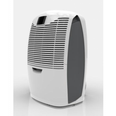 Ebac 3850e White/Grey 2.5 Litre 4-5 Bedroom Dehumidifier