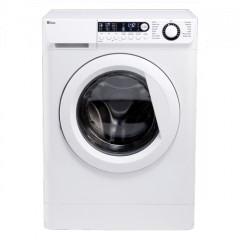 Ebac AWM86D2H-WH Ebac 8Kg 1600 Spin E-Care+ Hot And Cold Fill Washing Machine In White