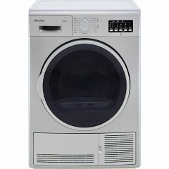 Electra TDC9112S 9Kg Condenser Tumble Dryer - Silver