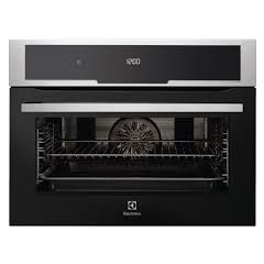 Electrolux EVY5841BAX Electrolux Compact 46Cm High Multifunction Oven In Stainless Steel