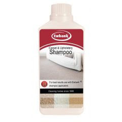 Ewbank EWS0500 500ML CARPET SHAMPOO FOR EW0250 + EW0280