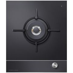 Fisher&Paykel CG451DNGGB1 Gas on Glass Cooktop 45cm 1 Burner