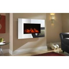 Focal Point Fires Plc OSMINGTON Focal Point Osmington Mirror Effect Electric Fire - Fc00102
