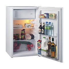 Fridgemaster MUR4996 50Cm Ice Boxed Fridge 4 Star In White