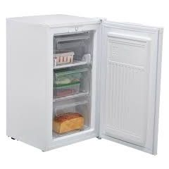 Fridgemaster MUZ4965W 50Cm 3.0Cu Ft Freezer In White