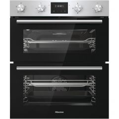 Hisense BID75211XUK Hisense Bid75211xuk Built Under Double Oven - Stainless Steel