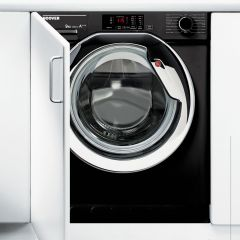 Hoover HBWM914DCB/1 Hoover H-Wash 300 Hbwm914dcb/1 Integrated 9Kg Washing Machine With 1400 Rpm - Bl