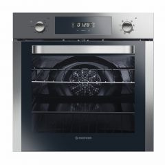 Hoover HOSM6581IN Hoover Multifunction Electric Single Oven In Stainless Steel