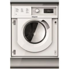 Hotpoint BIWMHG71483UKN Integrated 7Kg Washing Machine With 1400 Rpm A+++ Rated