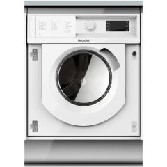 Hotpoint BIWMHG71484UK Hotpoint 7Kg 1400 Spin Built In Washing Machine In White With A+++ Energy Rat