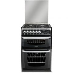 Hotpoint Ch60dhkfs 60Cm Dual Fuel Double Oven Cooker