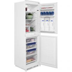 Hotpoint HM325FF0 Hotpoint Hm325ff0 Integrated 50/50 Frost Free Fridge Freezer With Sliding Door Fix