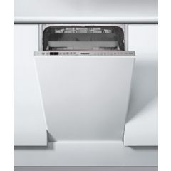 BI Slimline Dishwasher 10 place A+ 11.5L 49dB 7 progs + EXPRESS WASH + 3D ZONE WASH HSIO3T223WCE