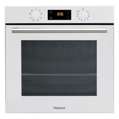 Hotpoint SA2540HWH Hotpoint Single Multifunction Oven In White