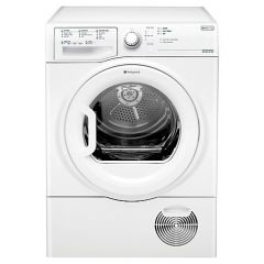 Hotpoint TCFS83BGP 8Kg Condensor Sensor Dry In White