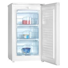 Ice King RZ109AP2 48Cm Undercouter Freezer In White