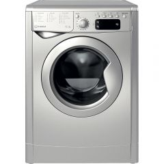 Indesit IWDD75145SUKN 7Kg / 5Kg Washer Dryer With 1400 Rpm - Silver