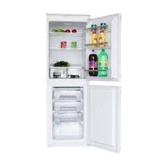 Montpellier MIFF502 50/50 Static Integrated Fridge Freezer With Twin Stat