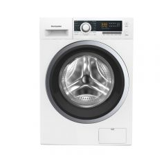 Montpellier MW9140P 9Kg 1400 Spin Washer In White A+++