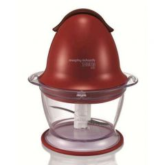 Morphy Richards 404502 Red Chopper