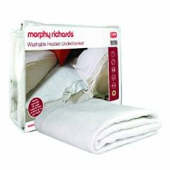 Morphy Richards 75183 Morphy Richards All Night Underblanket Single