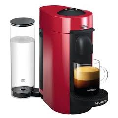 Nespresso 11389 Nespresso By Magimix Vertuo Plus Limited Edition 11389 - Red