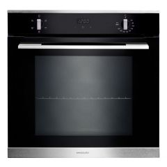 Rangemaster RMB605BL/SS Built In Single Oven 5 Functions