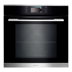 Rangemaster RMB610BL/SS Single Built In Oven 10 Functions