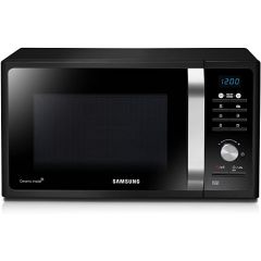 Samsung SAMMS23F301TAK Solo Microwave Oven With Healthy