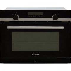 Siemens CP565AGS0B Siemens Iq-500 Cp565ags0b Built In Combination Microwave Oven - Stainless Steel